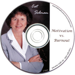 Motivation vs. Burnout