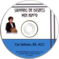 Surviving the Business With Humor