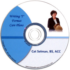 """Writing """"I"""" Format Care Plans - The Common Sense Approach to Meeting Resident Needs"""